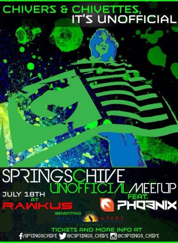 Colorado Springs Chive Meet Up