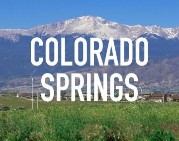 Colorado Springs Appearance